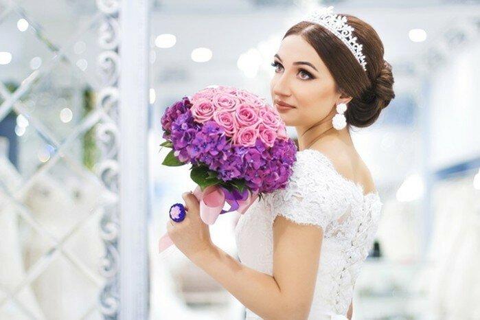 Красивые свадебные фото дагестанских невест