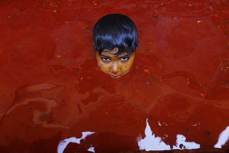 События в мире в фотографиях агентства «Рейтерс» (21 марта)