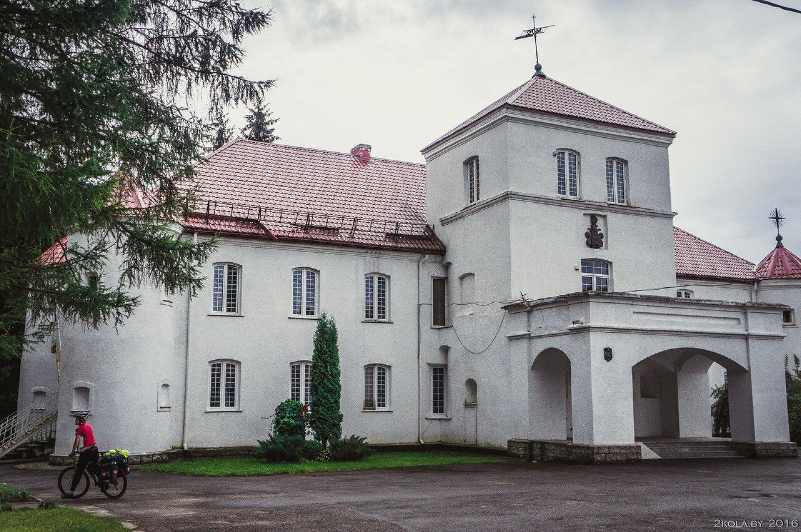 Гайтюнишки, дом-крепость Нонхартов