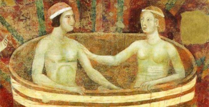 Прощай, немытая Европа, или Как относились к личной гигиене в древние времена