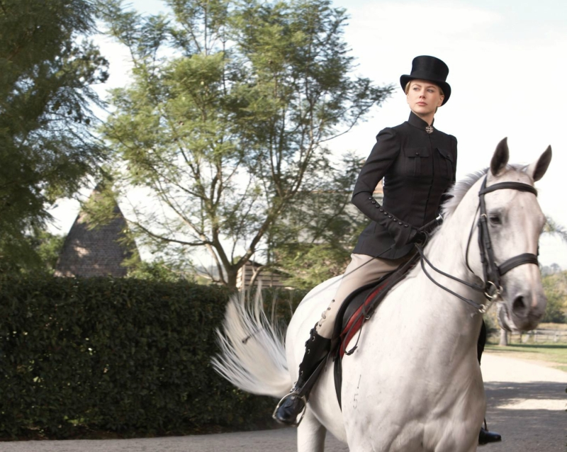 Знаменитые актеры и актрисы, которые любят лошадей