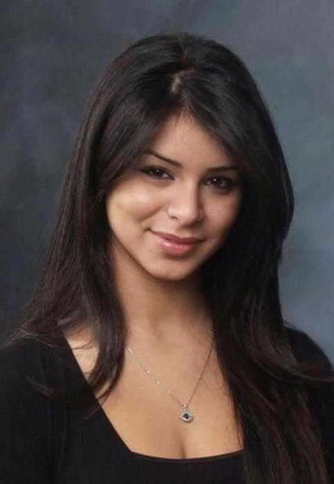 Самые красивые арабские женщины