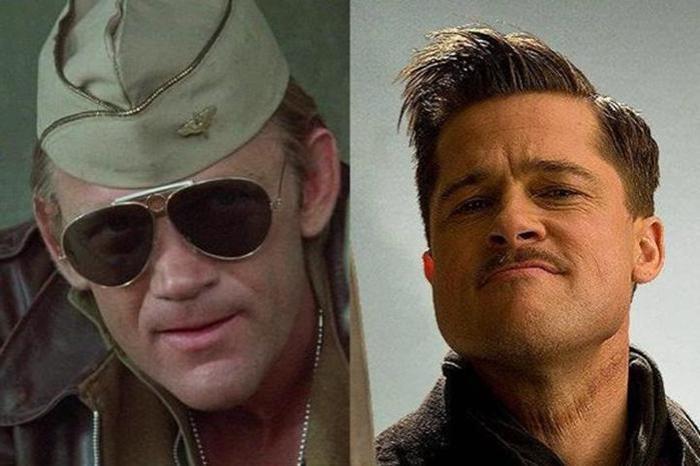 Одна роль двух актеров. Популярные фильмы ремейки