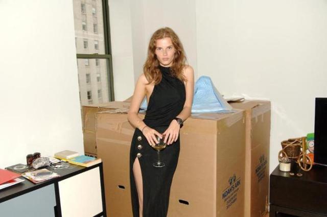 Фотографа интересуют нью йоркские модели без одежды