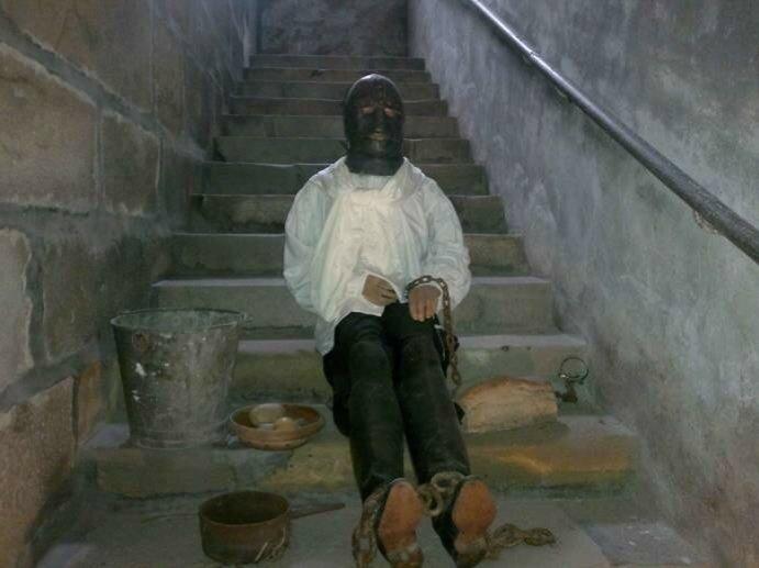 Загадка «Человека в железной маске»