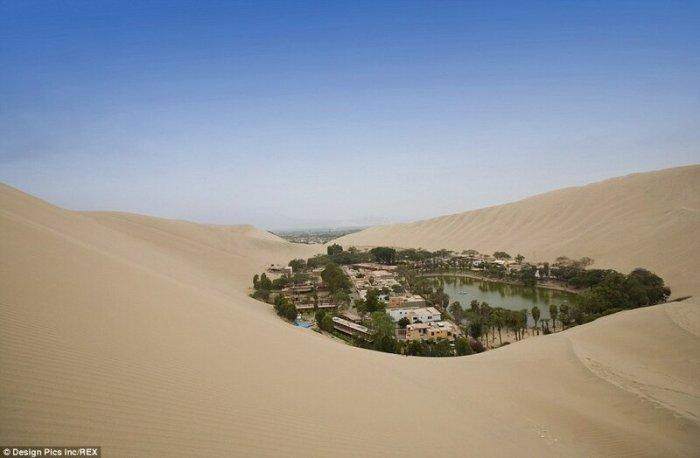 Хуакачин. Мистический оазис в сердце перуанской пустыни