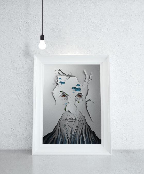 Цифровой минимализм Эйко Ойала