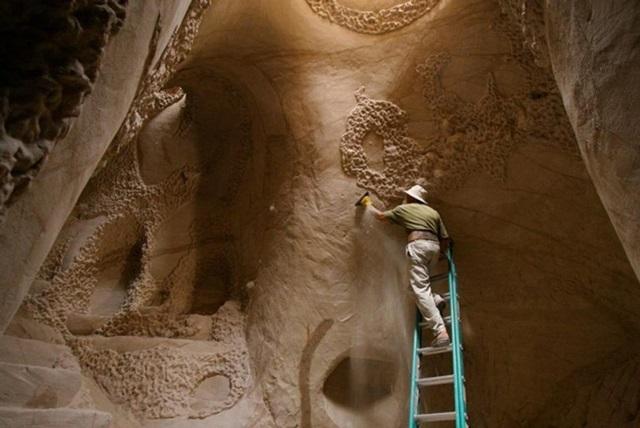 10 лет жизни: пещерное искусство в пустыне Нью Мехико