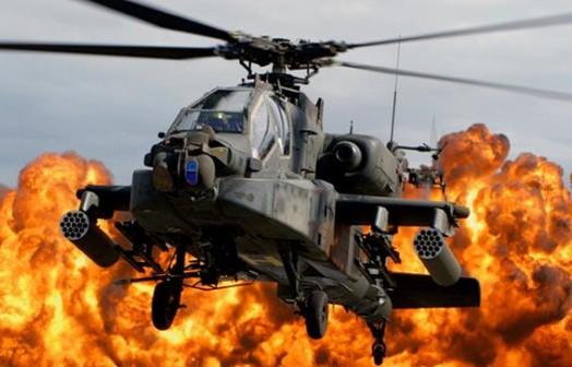 Современные боевые вертолеты