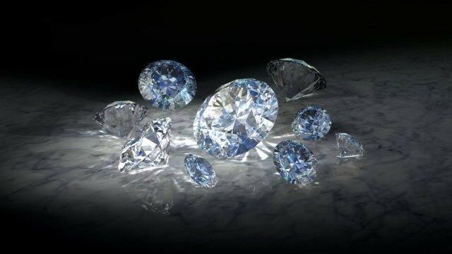 6 интересных фактов об алмазах: «осколки падающих звезд»
