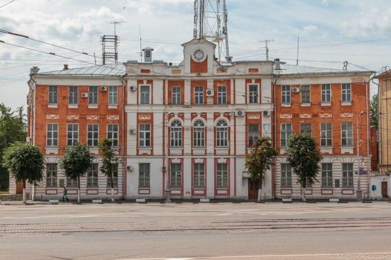 Тверской почтамт