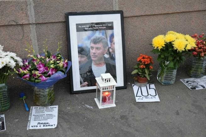 Немцов мост: 205 дней