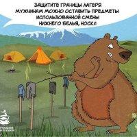 Туристы медведь. Медведь туристы. Комикс как быть