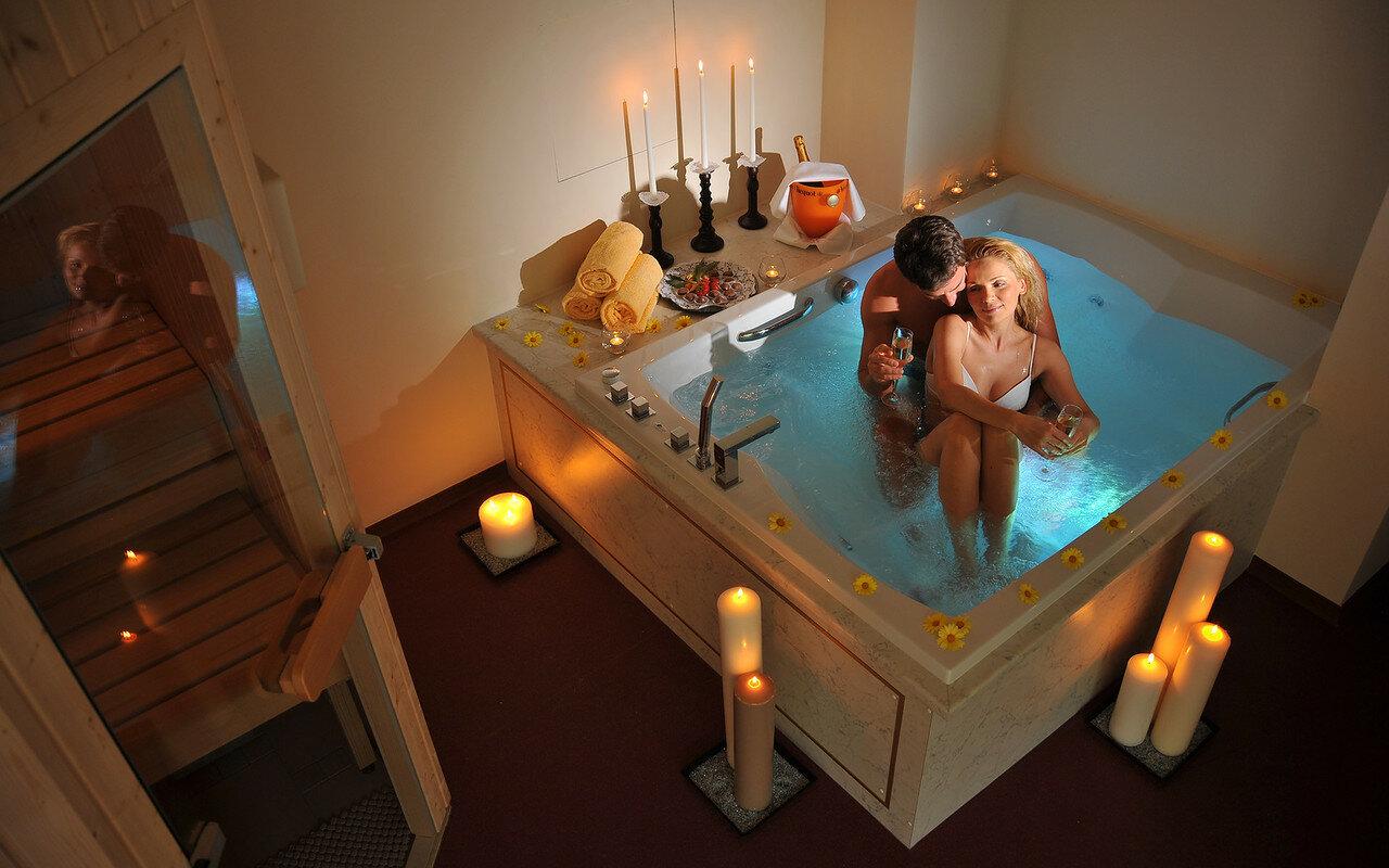 Bagno Romantico In Due idee romantiche per san valentino: come avere un bel san