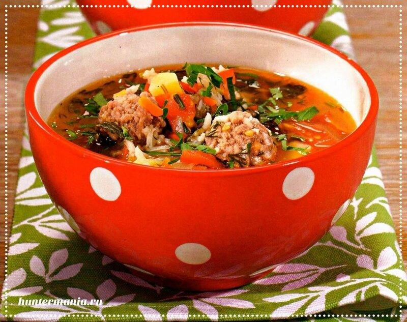Чтобы суп был вкусным (полезные советы)