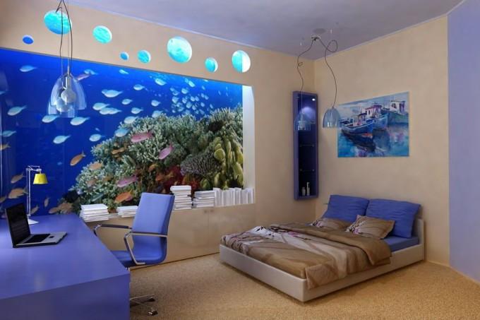 Интересные сведения об аквариумах