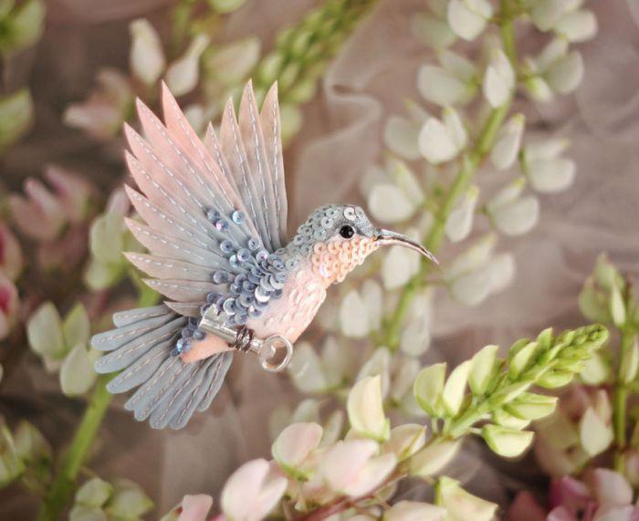 Юлия Горина. Райские птицы.