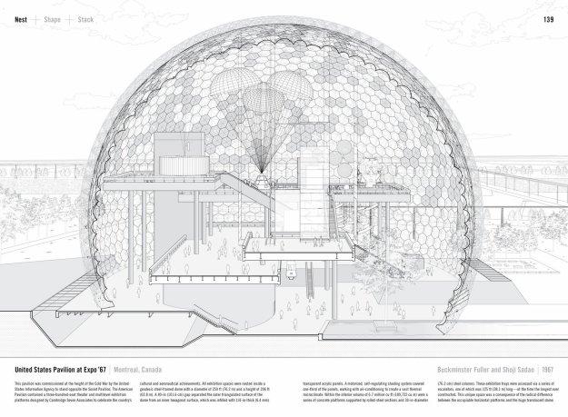 009Разрезы с перпестивой известных зданий мира.jpg