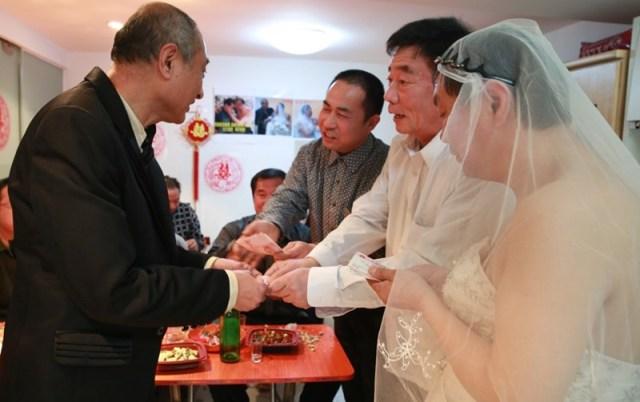 Веселая свадьба тибетских гомосеков