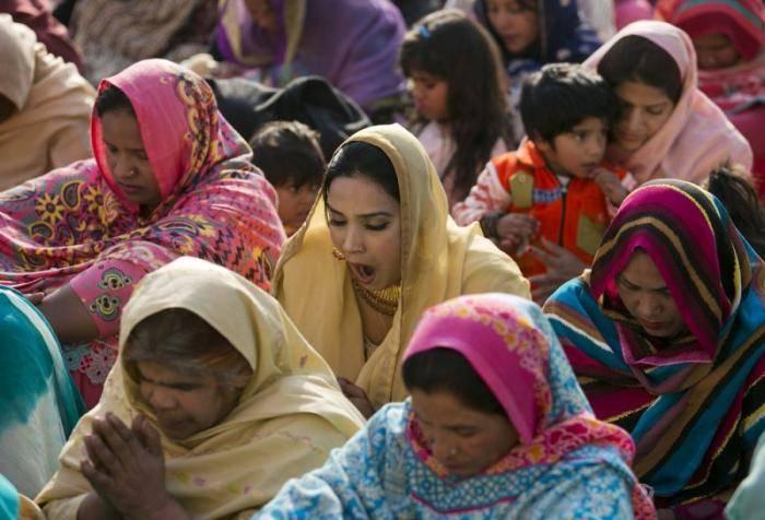 Повседневная жизнь людей в Пакистане