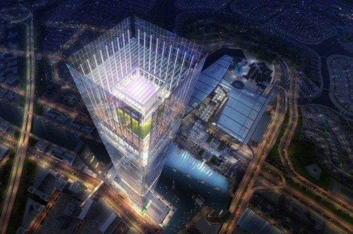 Города будущего— 10 потрясающих архитектурных проектов мира