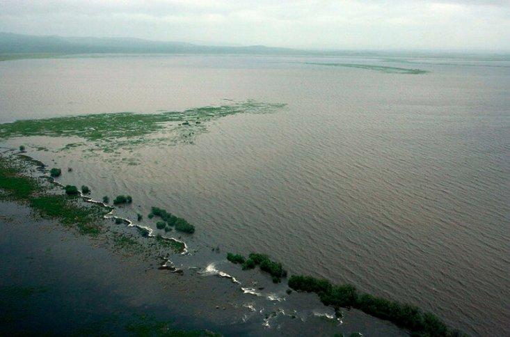 Река Амур. Хабаровский край