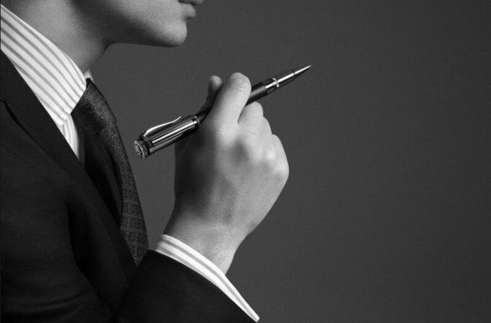 Семь интересных фактов о шариковой ручке