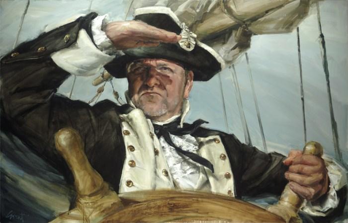 Эверт Плоэг. Австралийский портретист голландской школы.