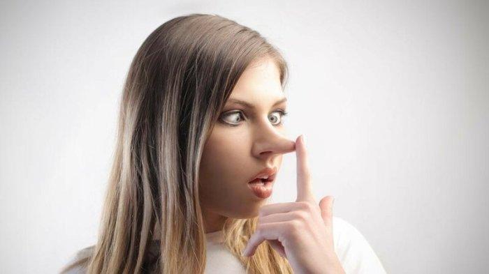 Притча: Если женщина лжет, то только ради... Чего?
