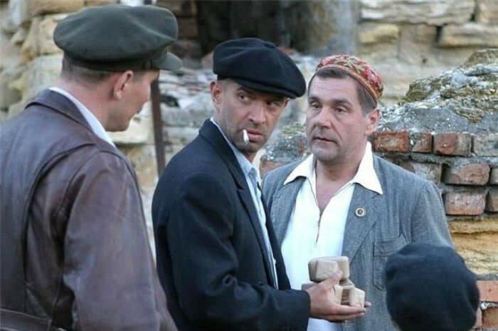 Кадр из фильма *Ликвидация*, 2007