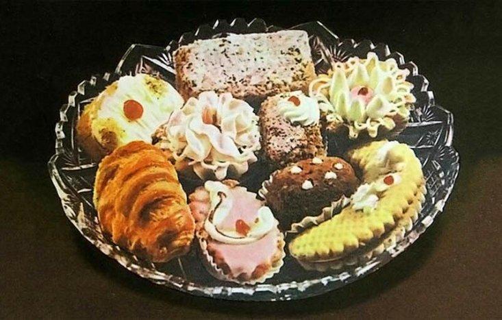 пирожные, сладости, ссср, ностальгия