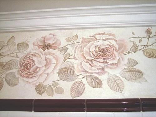 роспись стен омск