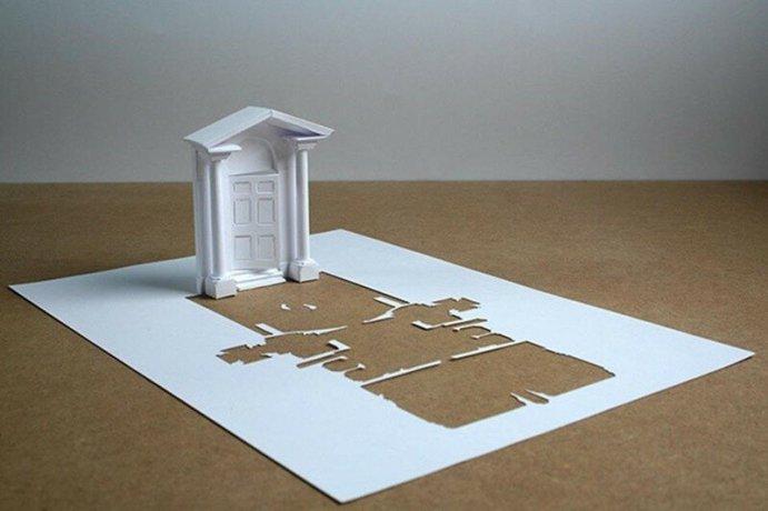 Полезные штуки из бумаги. Мы достойны красивой и креативной жизни!