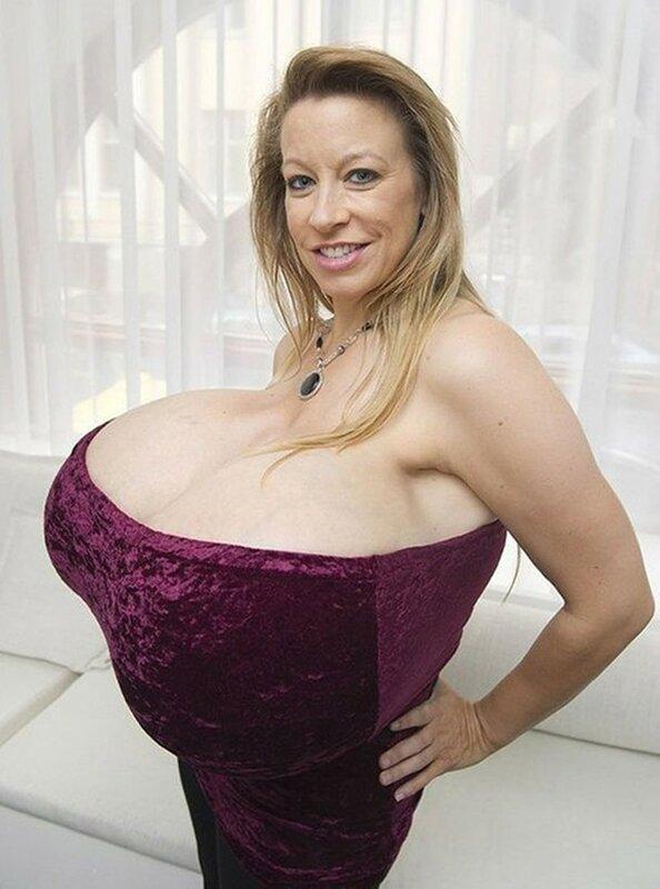 Самая большая грудь в мире: 7 женщин из разных стран