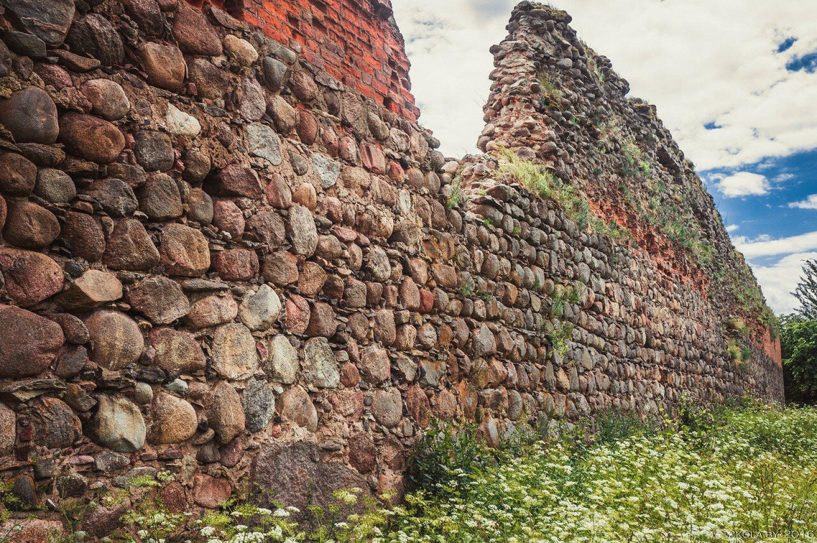 Замок Ольгерда в Крево