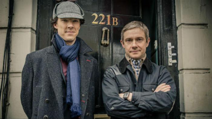 Четвертый сезон сериала «Шерлок» выйдет в 2016 году