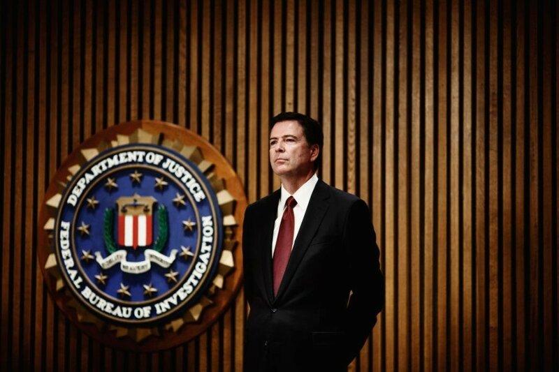 Джейма Коми, директор ФБР рекомендует заклеивать камеру ноутбука