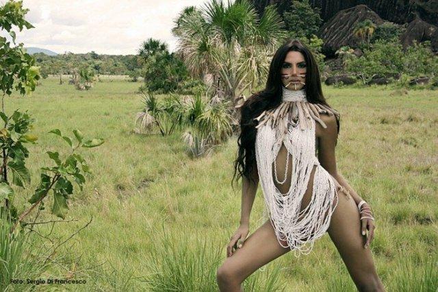 Мисс мира 2011. Фотографии
