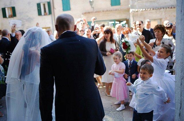Самые необычные свадьбы, которые нас удивили