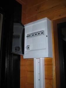 Электрощиток в доме