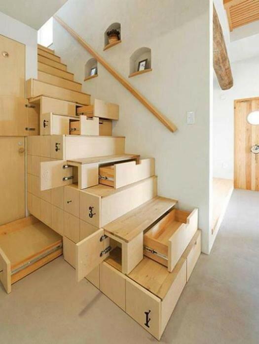 Удивительная трансформация мебели: 20функциональных предметов интерьера