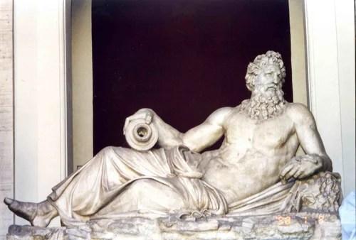 Аллегорическая фигура Тибра