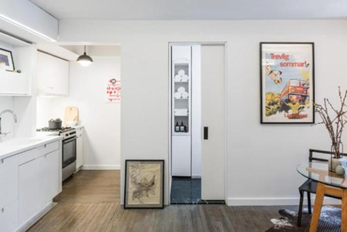 Переделка однокомнатной квартиры в пятикомнатную