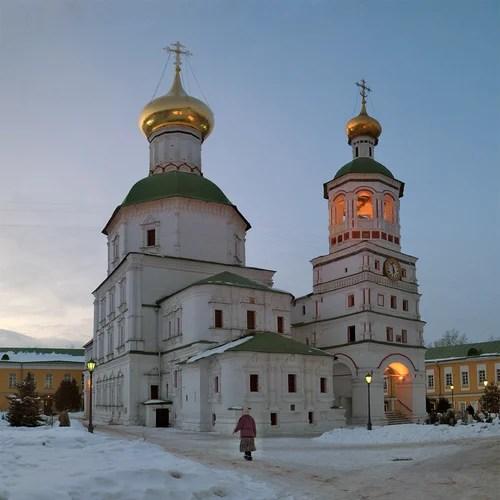 Никольский собор Николо-Перервинского монастыря