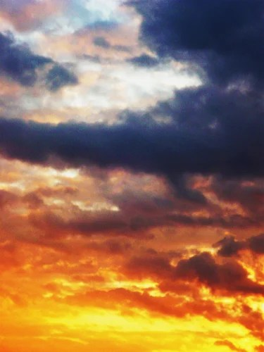 Небесный Ангел летит над адом..