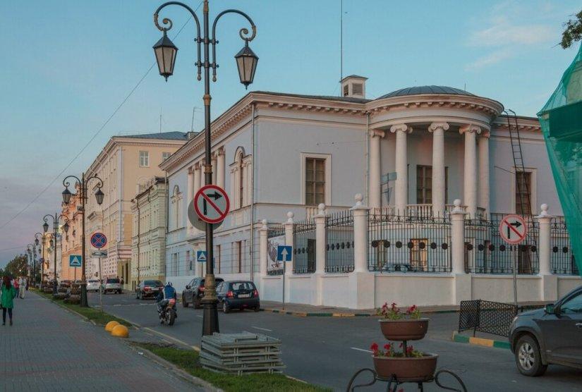 Дом купца Сироткина, Нижний Новгород