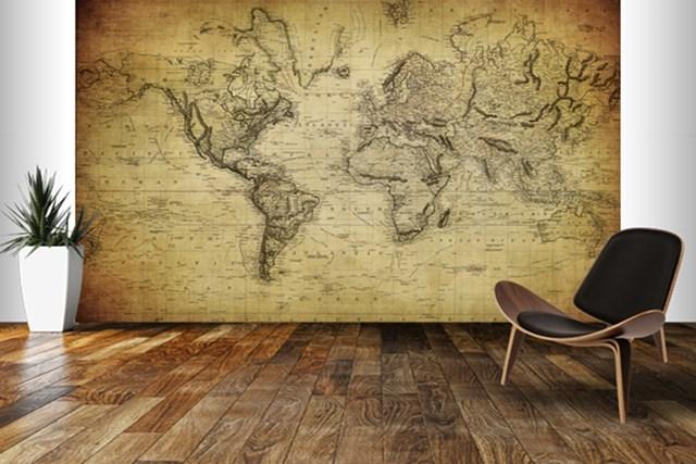 Как оформить интерьер сувенирами из путешествий