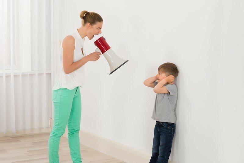Три золотых совета, чтобы никогда не кричать на детей