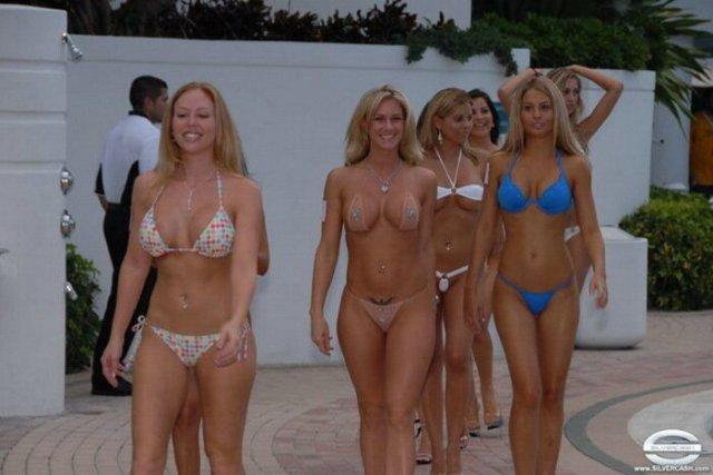 Конкурс красоты среди 50 летних
