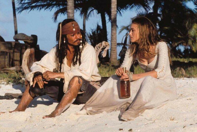 Где находится живописный уголок природы из фильма «Пляж» с Леонардо ДиКаприо
